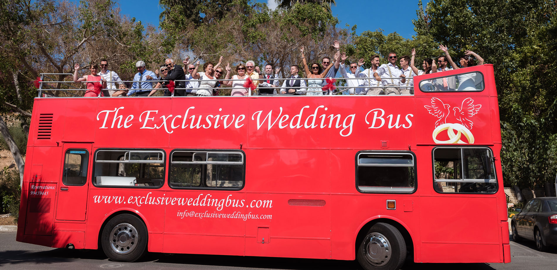 Can I rent a small bus for the wedding 51